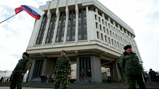 Наблюдатели на ОССЕ получили покана за референдума в Крим