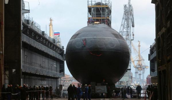 Бъдещето на неатомния руски подводен флот