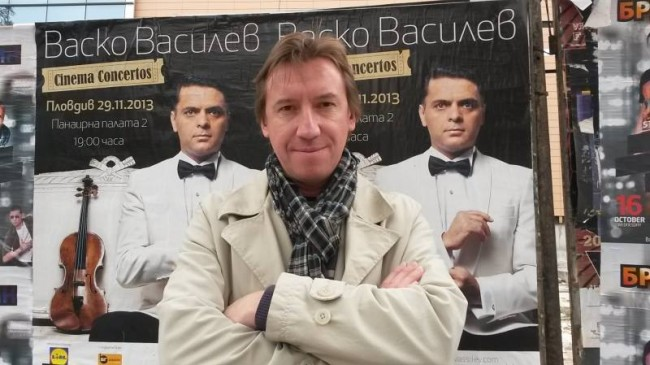 Руският бард Сергей Светлов с концерт в София
