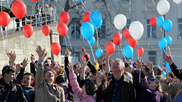 Болшинство германци подкрепят присъединяването на Крим към РФ