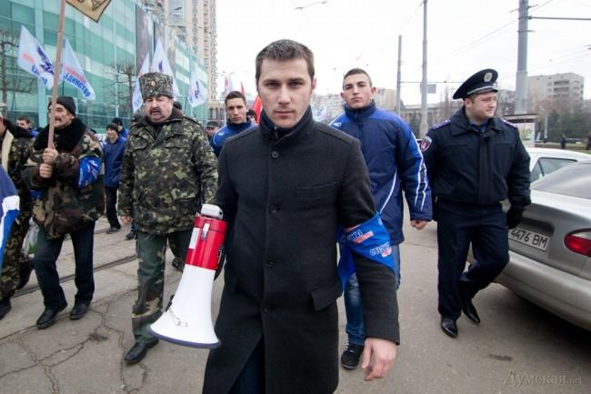 Украинските власти преследват проруски активисти
