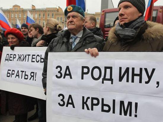 Миронов: За влизането на Крим в състава на Русия ще е необходим месец
