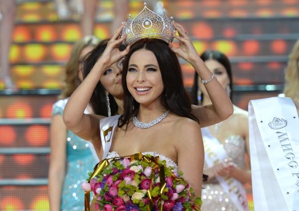 """Определиха победителката в """"Мис Русия 2014"""""""