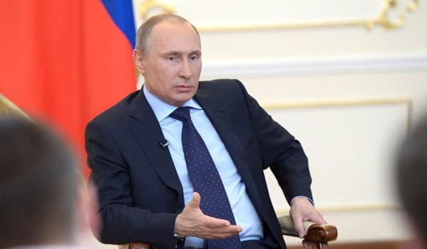 Путин е предложен за Нобелова премия на мира