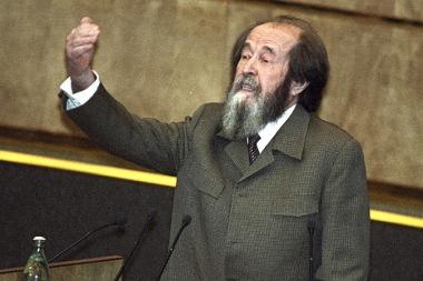 Александър Солженицин: Украинските власти  услужливо подпомагат американската цел – да se отслаби Русия