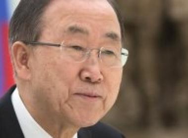 Генералният секретар на ООН е обезпокоен от положението на руснаците в Украйна