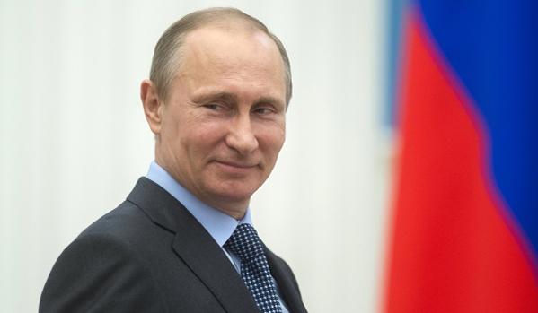 Рейтингът на Путин постигна нов максимум