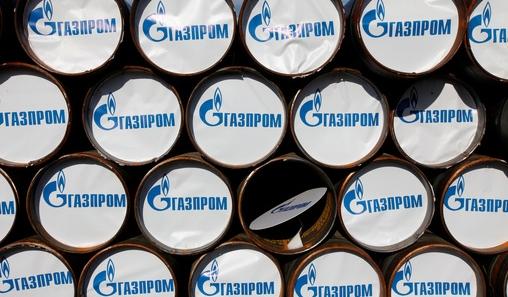 """Максимален износ на """"Газпром"""" за Западна Европа"""