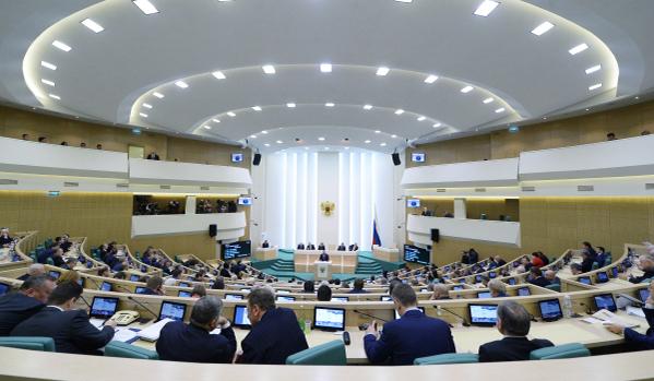 Съветът на Федерацията одобри приемането на Крим в състава на Русия