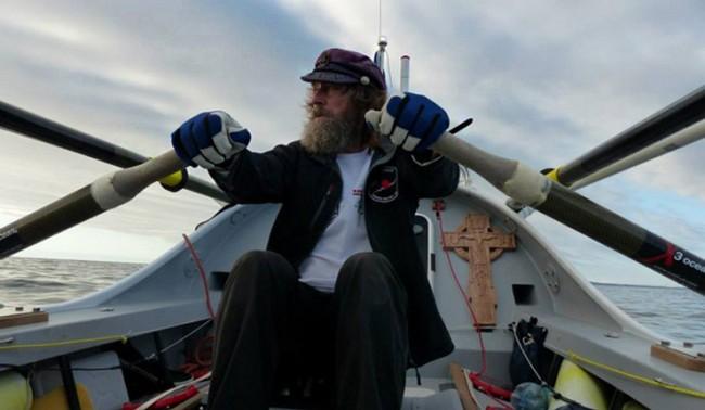 Фьодор Конюхов с лодка измина 8 000 км
