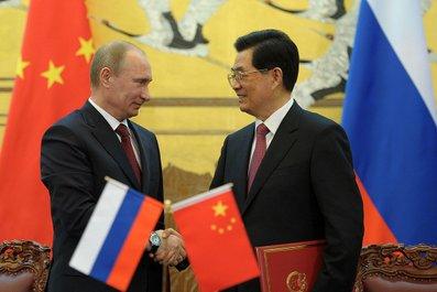 Владимир Путин е обсъдил с китайския президент ситуацията в Украйна