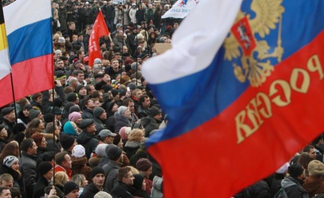 В Одеса протестират срещу ареста на един от организаторите на многохилядния проруски митинг
