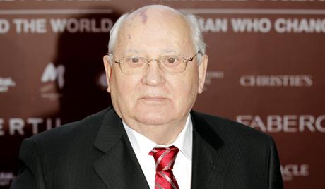Михаил Горбачов подкрепя присъединяването на Крим към Русия