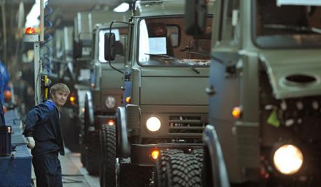 """Камиони на """"КамАЗ"""" за Индонезия"""