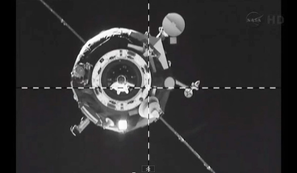Орбитата на МКС е покачена