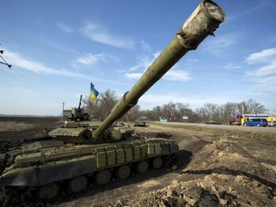 Киев дръпна шалтера на Крим