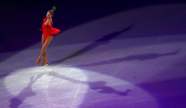 Юлия Липницкая спечели сребърен медал на световното първенство по фигурно пързаляне