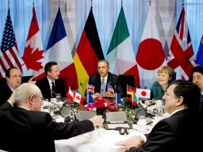 Г-8 изключи Русия