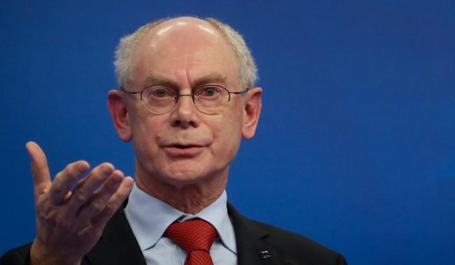 Не пускат Херман ван Ромпой в Москва