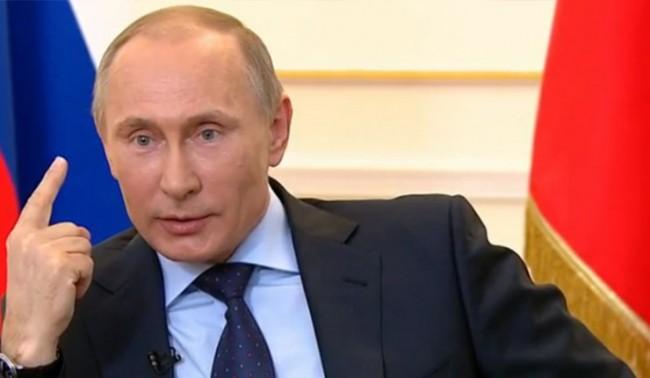 Путин: няма необходимост от използване на войски в Украйна
