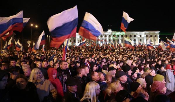 Урокът на Крим