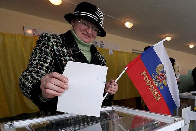 Западните журналисти устройват провокации на референдума в Крим
