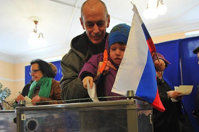 Крим се завръща в Русия