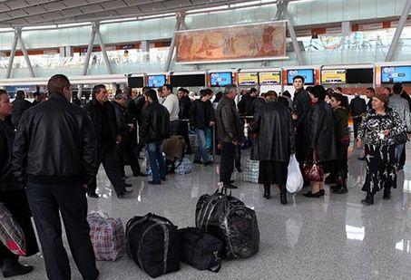 Над 670 хиляди украинци заминаха за Русия