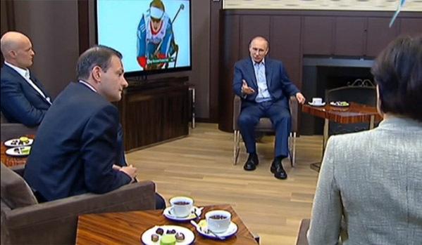 Путин: В Сочи бе реализирана програма за среда без бариери