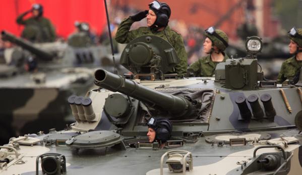 В Русия отново е престижно да си военен