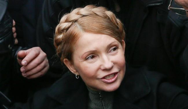 Тимошенко заминава в Москва за преговори