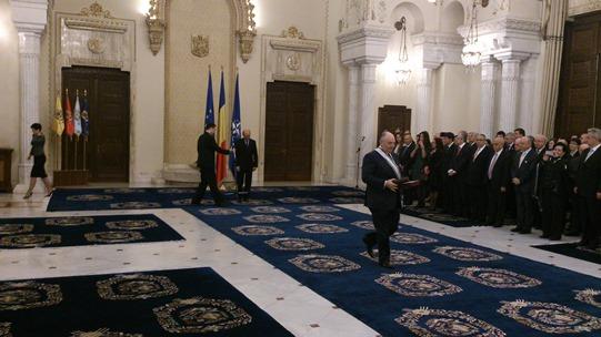 Руснак бе удостоен с най-високото държавно отличие на Румъния
