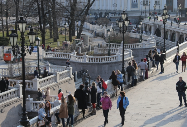 В Москва отново е фиксиран температурен рекорд