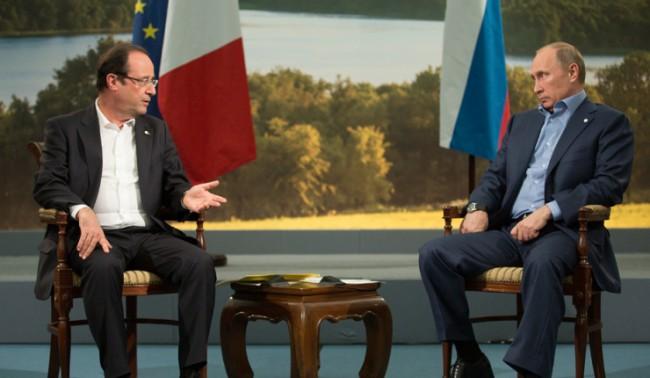 Путин заяви за реална опасност за живота на руснаците в Украйна
