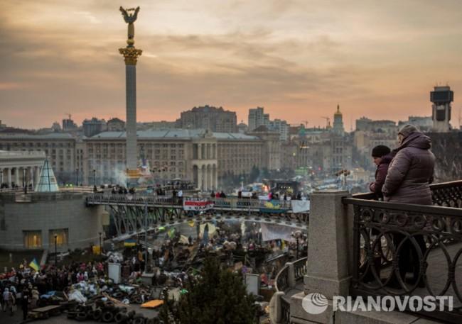 20 от пострадалите при протестите в Киев потърсиха медицинска помощ