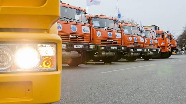Отрядът за самоотбрана на Майдан конфискува 43 «КамАза»
