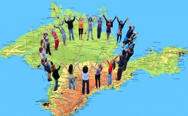 Форум за междунационално съгласие на Крим (с българско участие) подкрепи присъединяването към Русия
