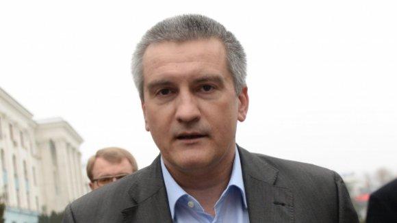 """Аксьонов: """"Десен сектор"""" подготвя провокации в Крим"""