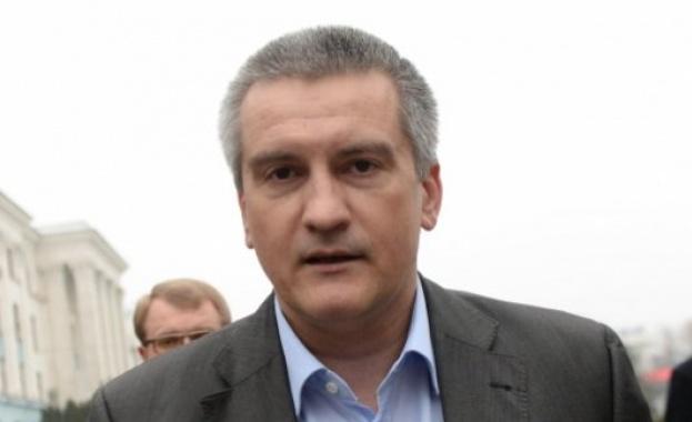 Сергей Аксьонов съобщава, че украинските войници масово преминават на страната на Русия