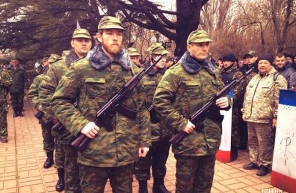 Български доброволчески отряди се формират в Донецк и Одеса