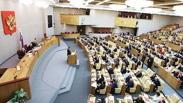 Държавната Дума разглежда законопроекти за защита на банковата система в Крим
