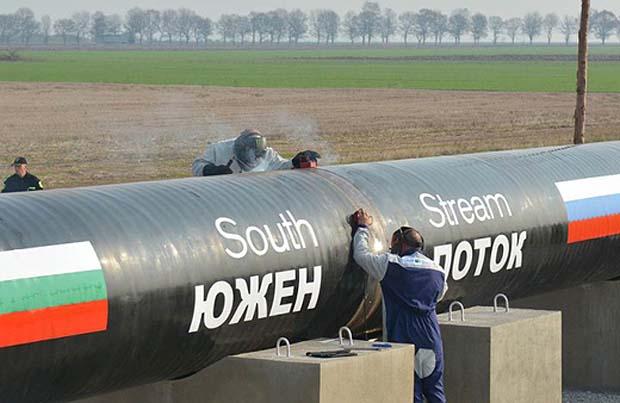 """Руският проект """"Южен поток"""" е от съществено значение за сигурността на доставките на газ за България"""