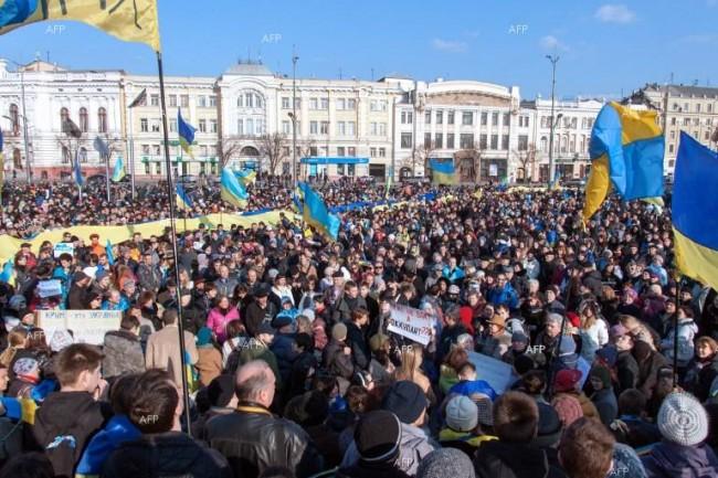 Задържан е бившият губернатор на украинската Харковска област