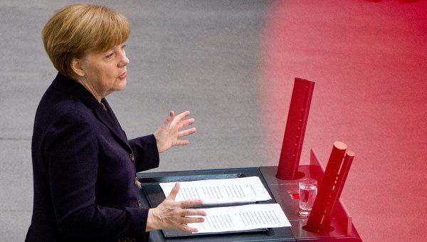 Меркел не смята, че при сегашните обстоятелства Г-8 формат има смисъл