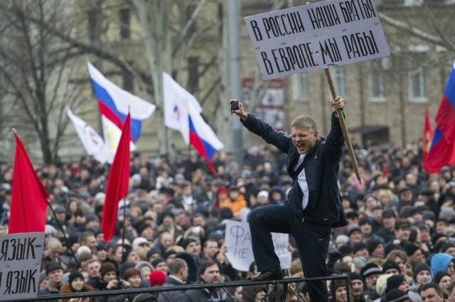 Повече от 70% от кримчаните искат да се присъединят към Русия
