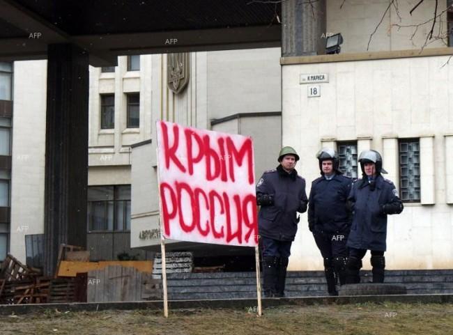 Кримската криза обезпокои Източна Европа