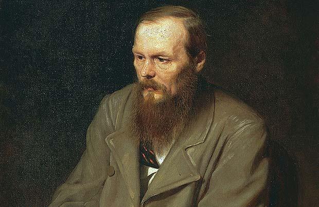 Руският писател Достоевски