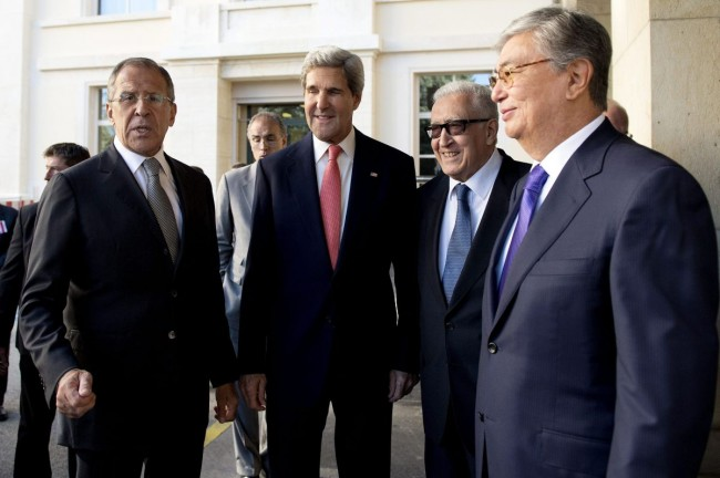 Катрин Аштън подчерта важността на Русия в решаването на сирийката криза