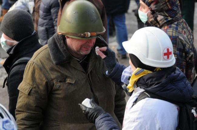Числото на загиналите в Украйна нараства