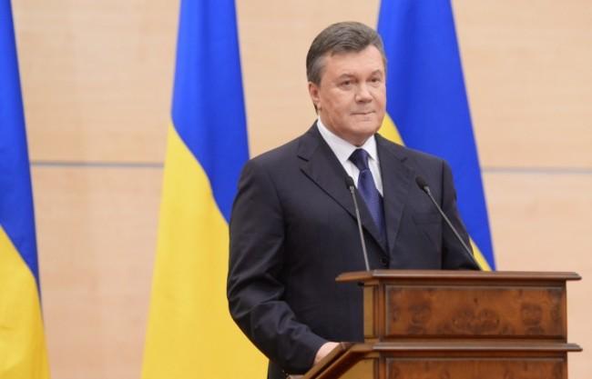 Янукович обвини новите власти в Киев в опит за разпалване на гражданска война
